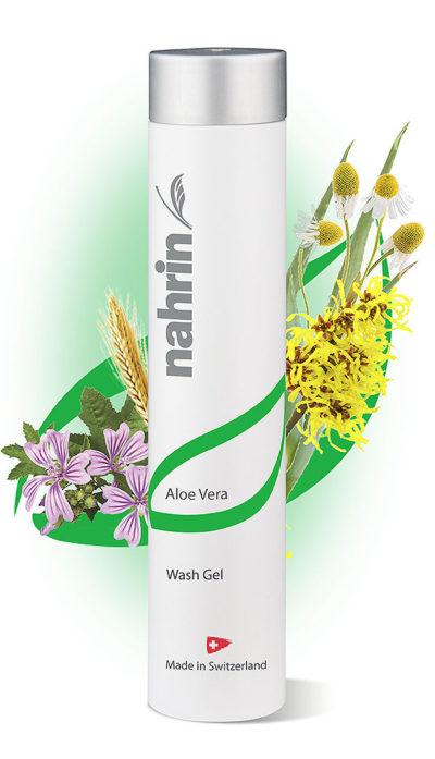 Nahrin Aloe Vera Wash Gel