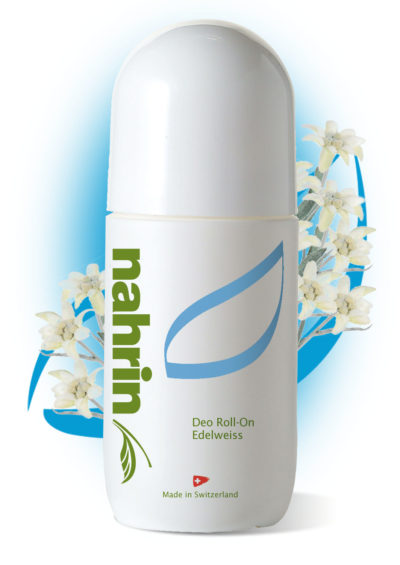 Nahrin Edelweiss Roll-on deodorant
