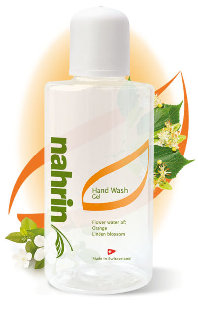 Nahrin Herbal Hand Wash Gel