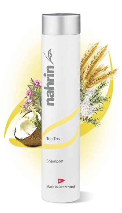 Nahrin Tea Tree Herbal Shampoo