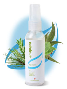Nahrin Alpine Oil Spray