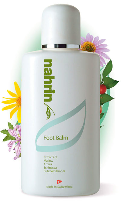 Nahrin Mallow Foot and Leg Balm