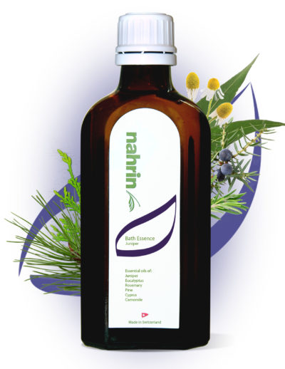 Nahrin herbal Juniper Bath Essence