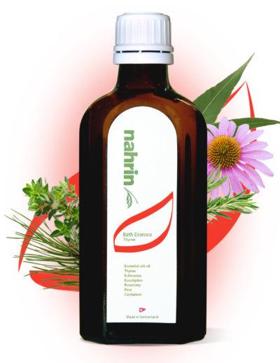 Nahrin Thyme Herbal Bath Essence