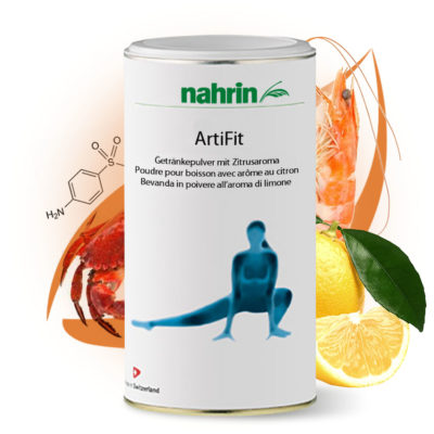 Nahrin Artifit Drink