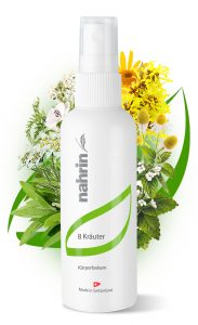 Nahrin 8 Herb Body Balm Spray