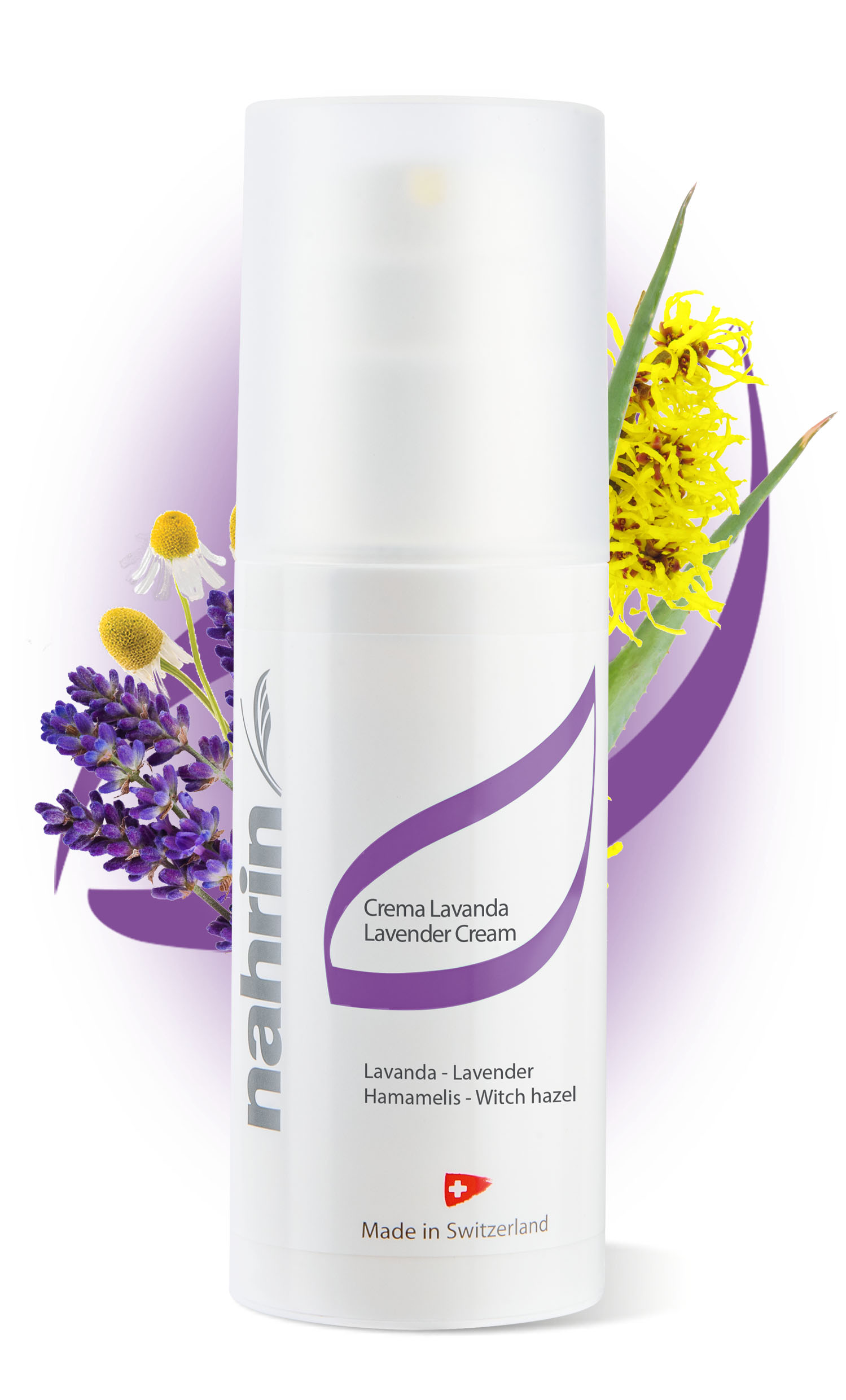 Nahrin Lavender Cream